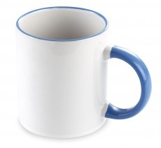 Taza Cerámica Mug Blanca vi2475.12 36 unidades