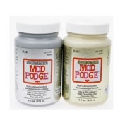 Mod Podge Shimmer Gold 200ml