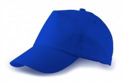CAJA 100 GORRAS Algodón Baseball vi1075 - Azul oscuro