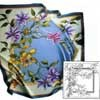 Pañuelo Seda Crepe China 5 Predibujado SGS340