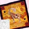 Pañuelo Seda Crepe China 5 Predibujado SGS168
