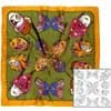 Pañuelo Seda Crepe China 5 Predibujado SGS449