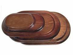 Peanas Madera Color Caoba 11014
