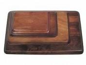 Peanas Madera Color Caoba 11034