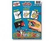 Plástico Mágico Shrinkles Blanco S1502 20HOJAS