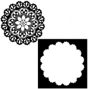 Stencil Stamperia KSA009