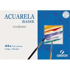 Guarro  0402393 Minipack Basik Acuarela 370 gr A3+