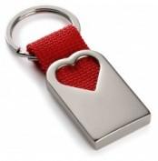 Llavero Corazón San Valentín 468