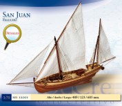 Falucho San Juan Ocre 12001