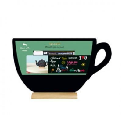 Pizarra en forma de Taza FBT-CUP