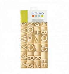 Abecedario de madera Artemio 11006354