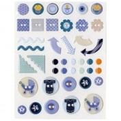 Stickers Epoxy Artemio 11006343