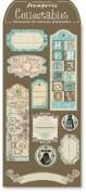 Cartones Decorativos stamperia DFTG010