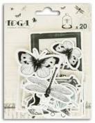 Toga ch61 Surtido de embellecedores