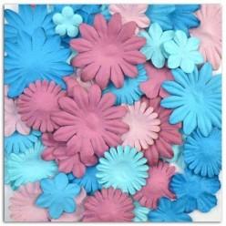 Scrapbook Flores Toga AA29