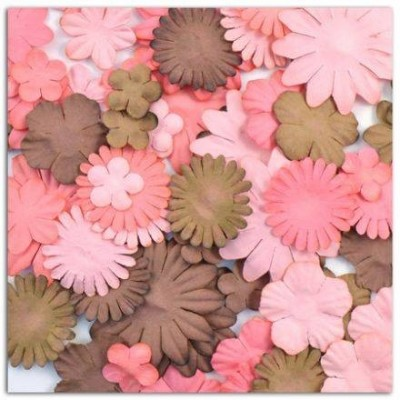 Scrapbook Flores Toga AA31