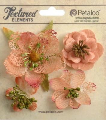Flores Petaloo 1256208 Apricot