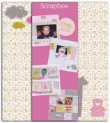 Kit Scrapbook Toga kt72