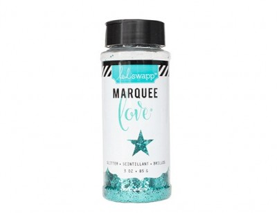 Marquee Love Purpurina Azul 369526