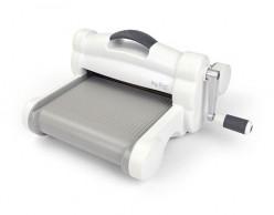 Máquina BIG SHOT PLUS White&Grey boca 22,5cm. E660020