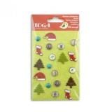 Toga AF02 Remaches Navidad