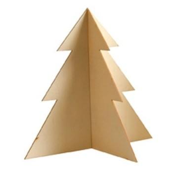 Arbol navidad madera artemio 14001353 - Arboles de navidad de madera ...